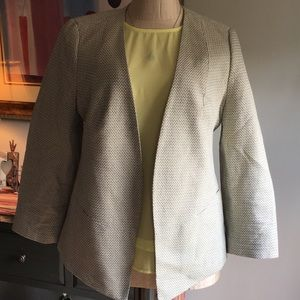 Limited shell and blazer